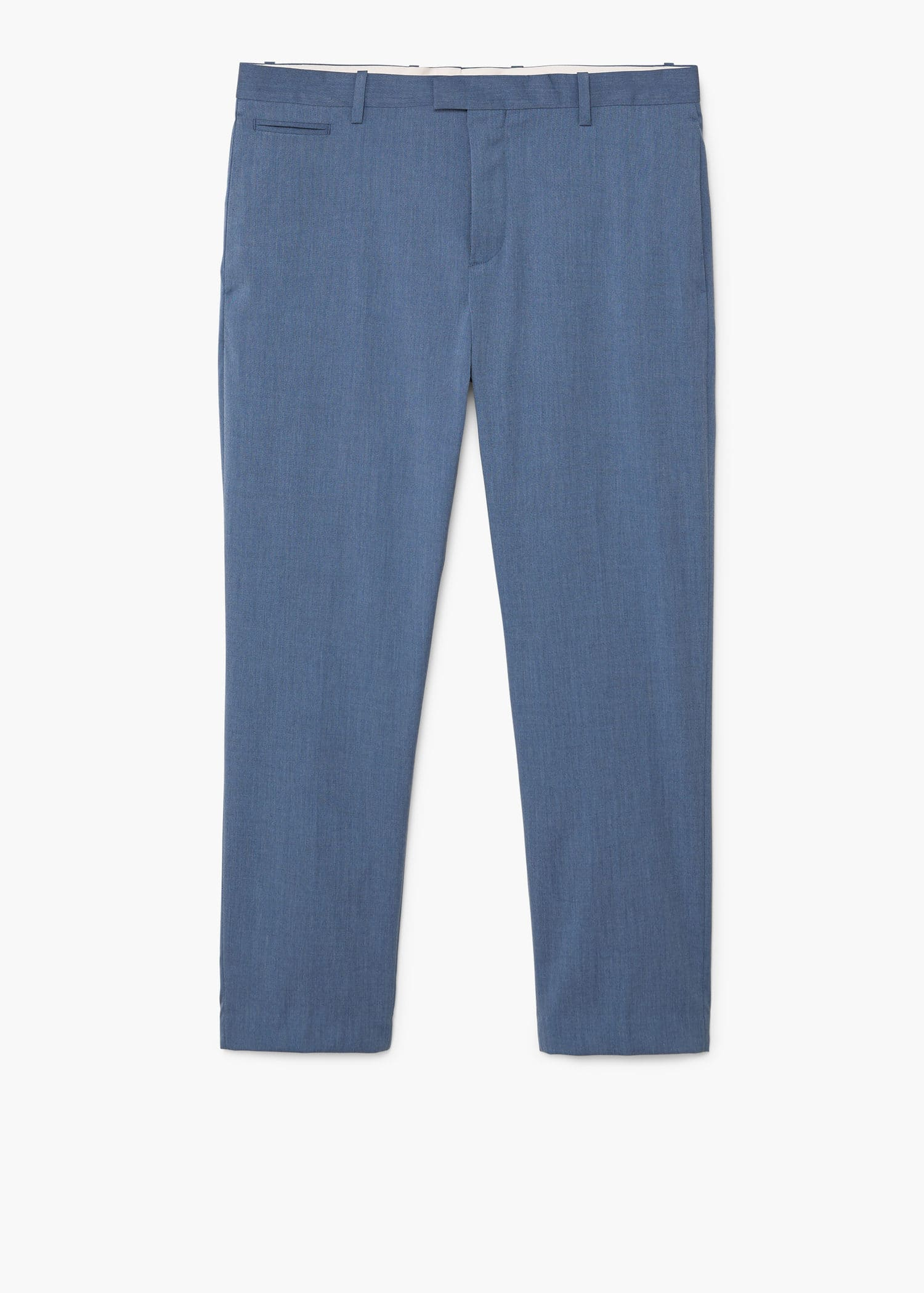 Patterned Crop Chinos Man Outlet Lithuania