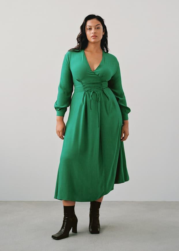 Corset design dress - Details of the article 5