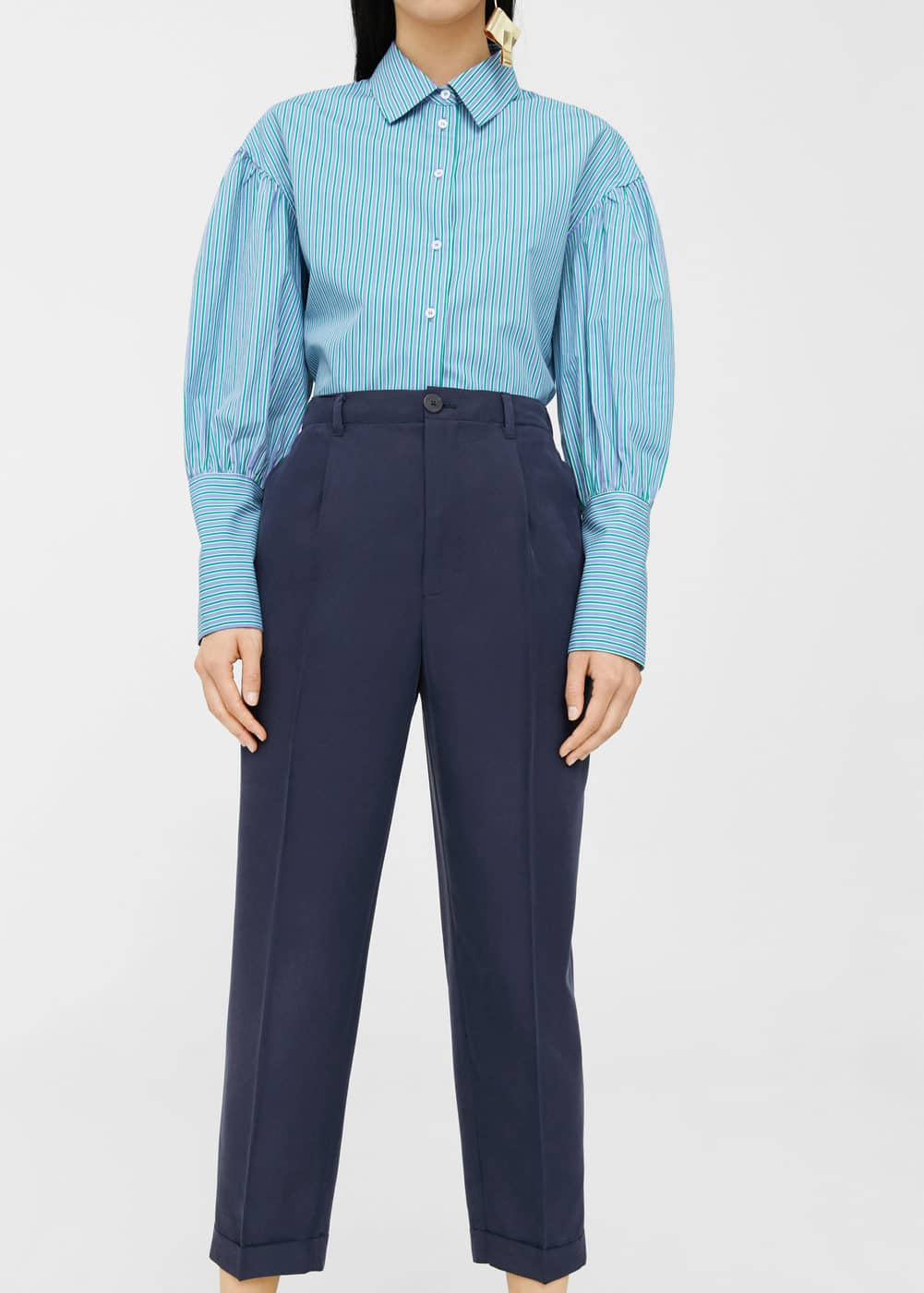 Modal trousers | MNG