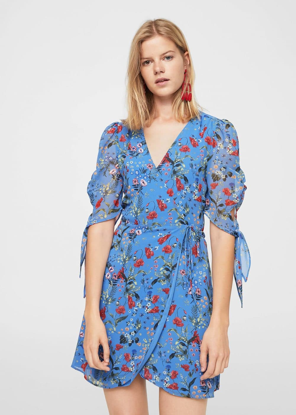 Floral print dress | MNG