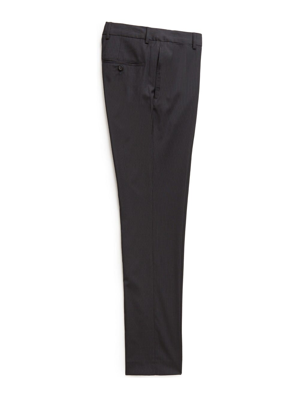 Pinstripe tailored trousers | MANGO MAN