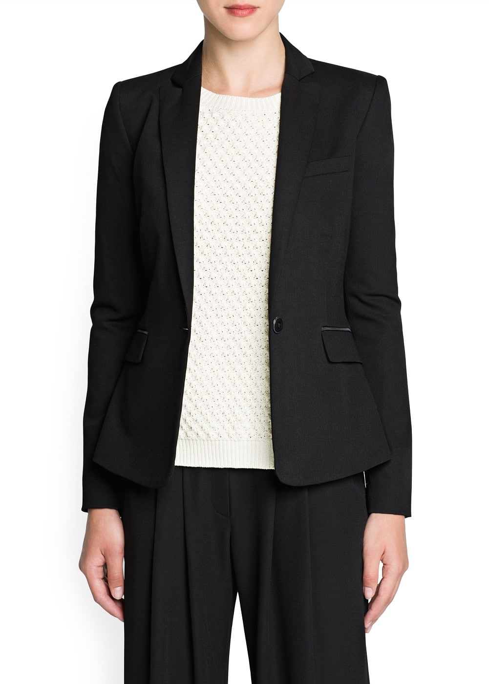 Tailored blazer | MANGO