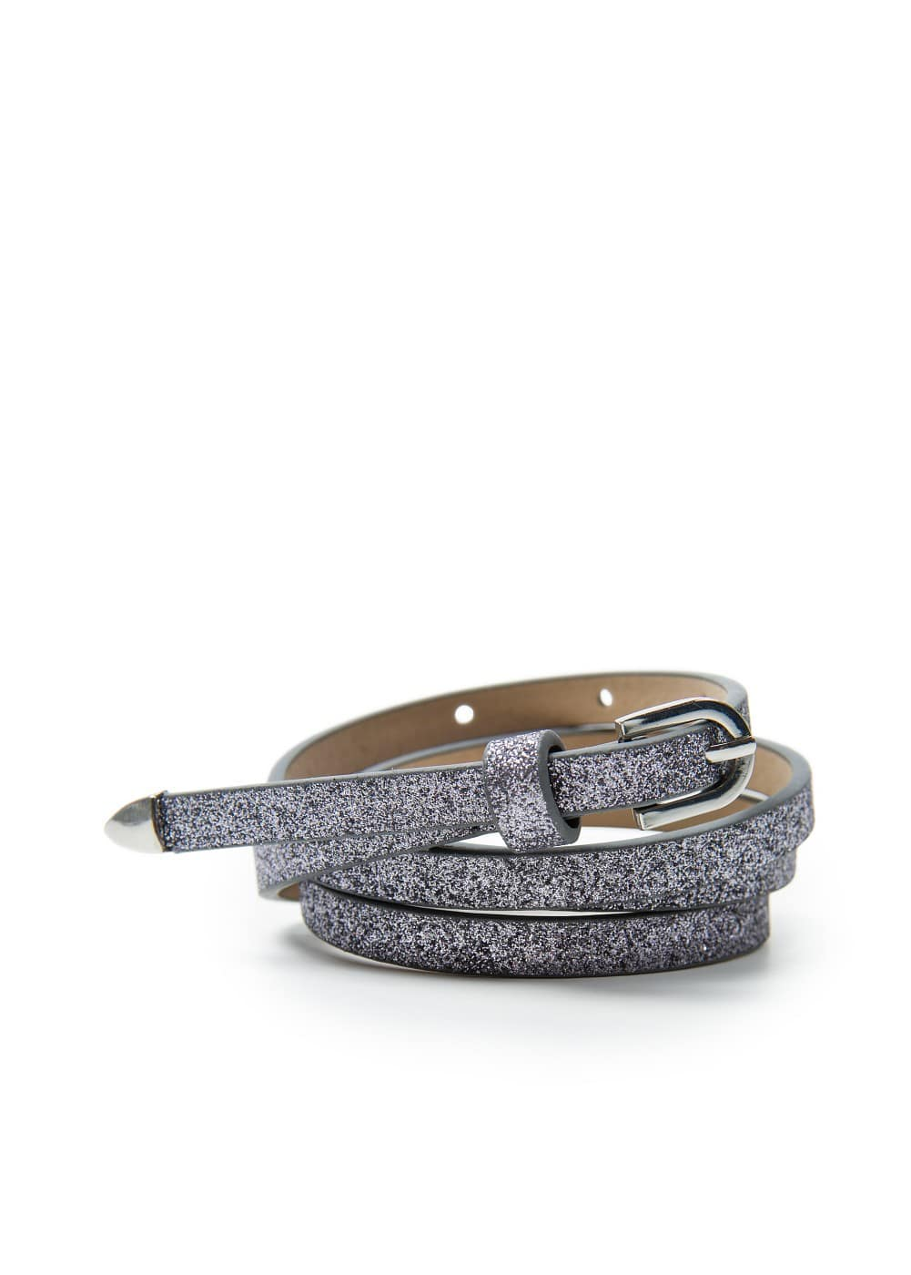 Glitter belt | MANGO KIDS