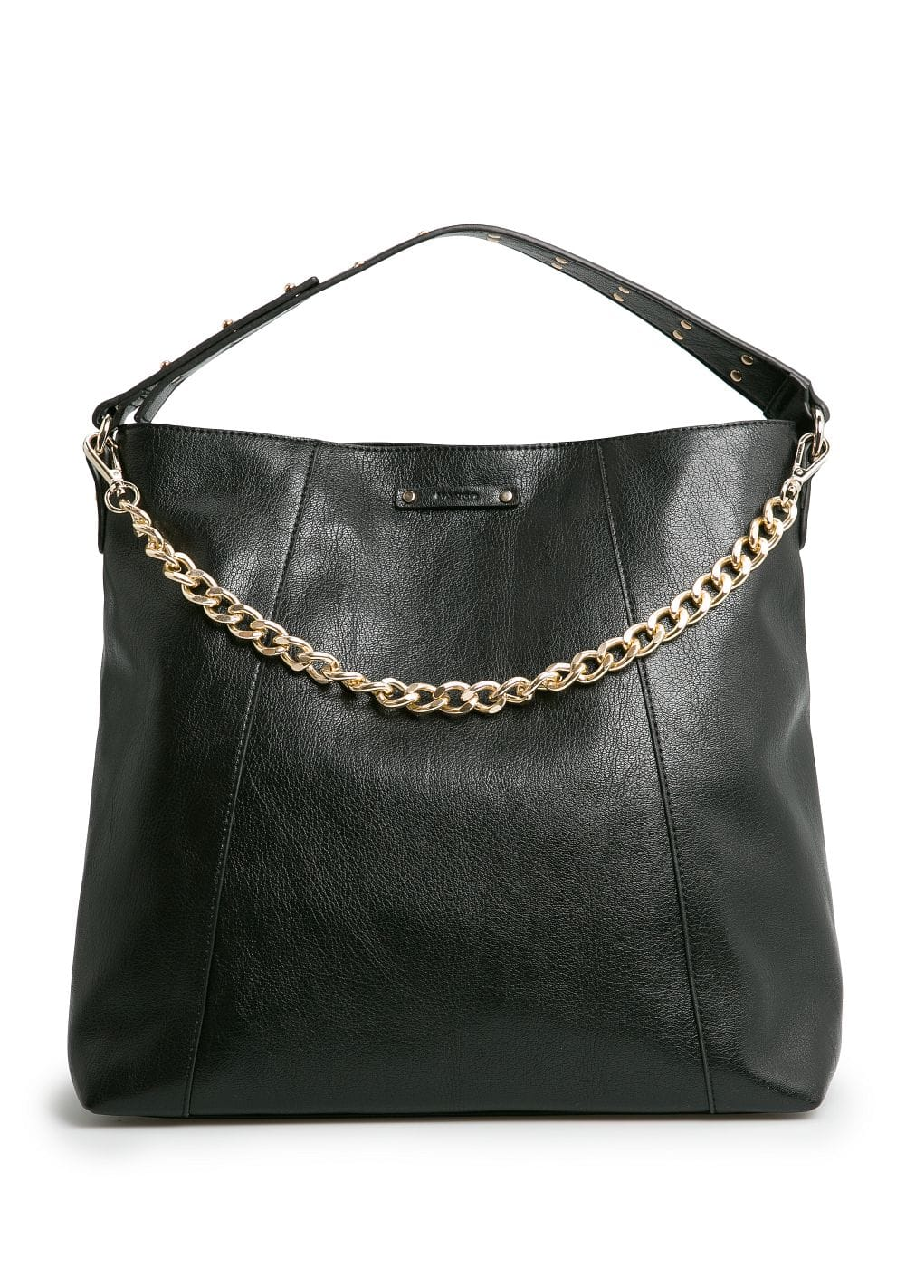 Studded shopper bag | MANGO