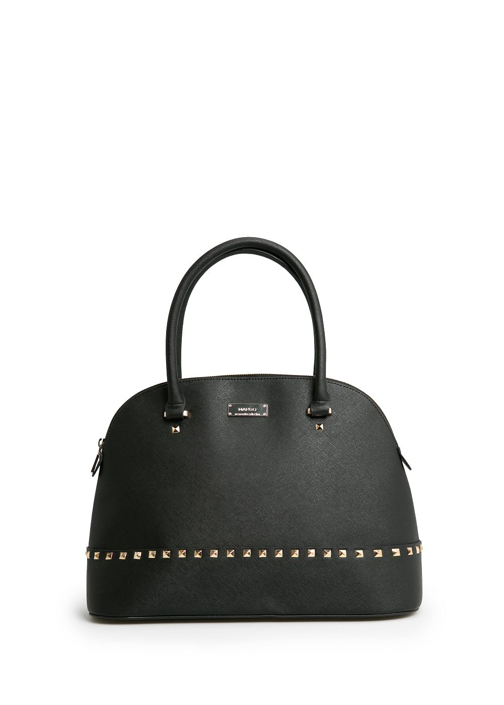 Studded tote bag | MANGO