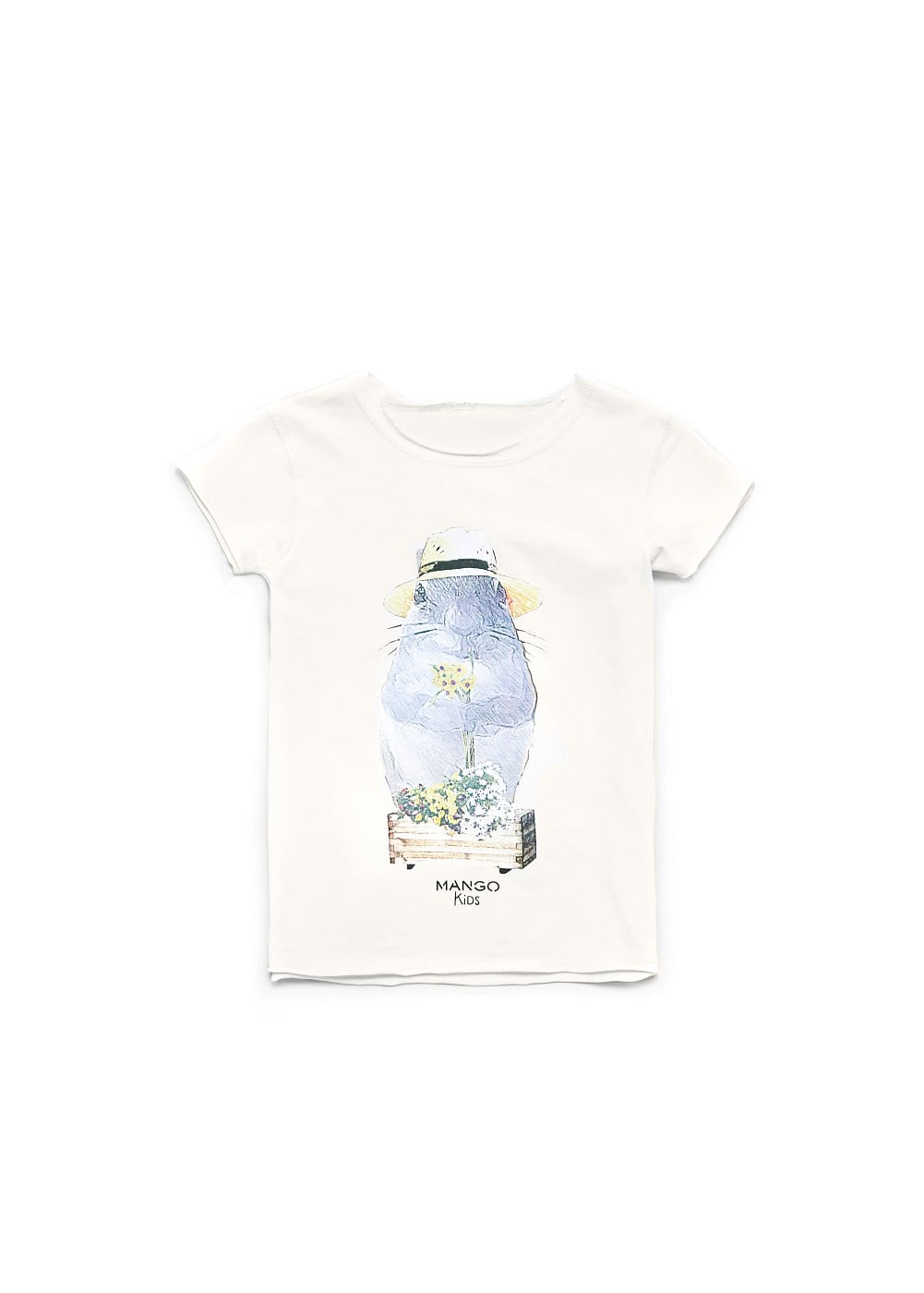 Animals printed t-shirt | MANGO