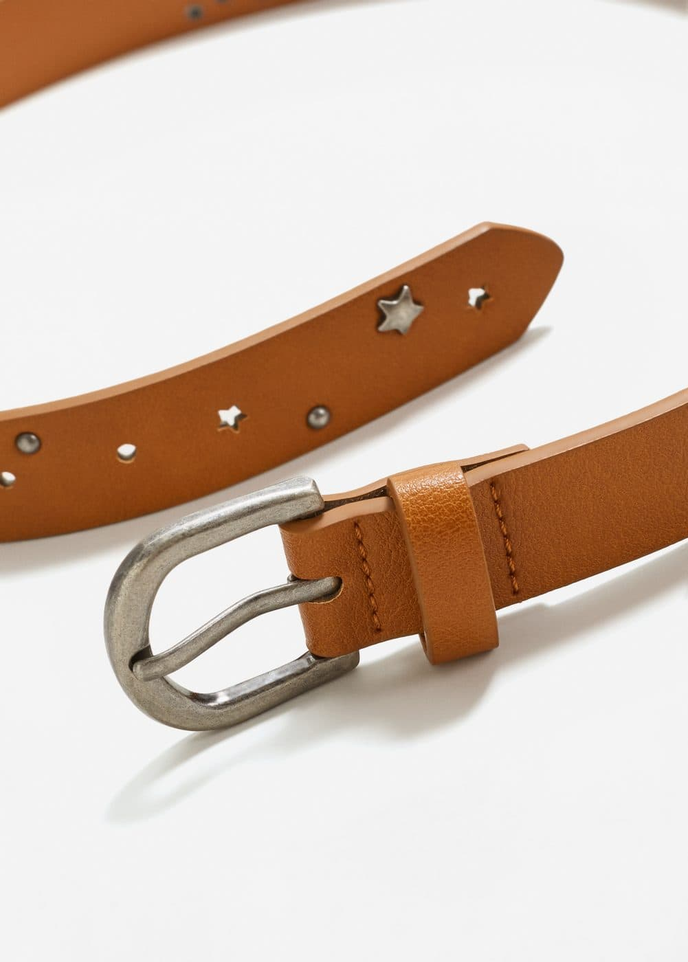 Star stud belt | MANGO KIDS