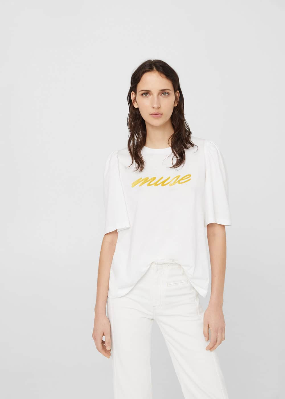 Camiseta muse | MNG