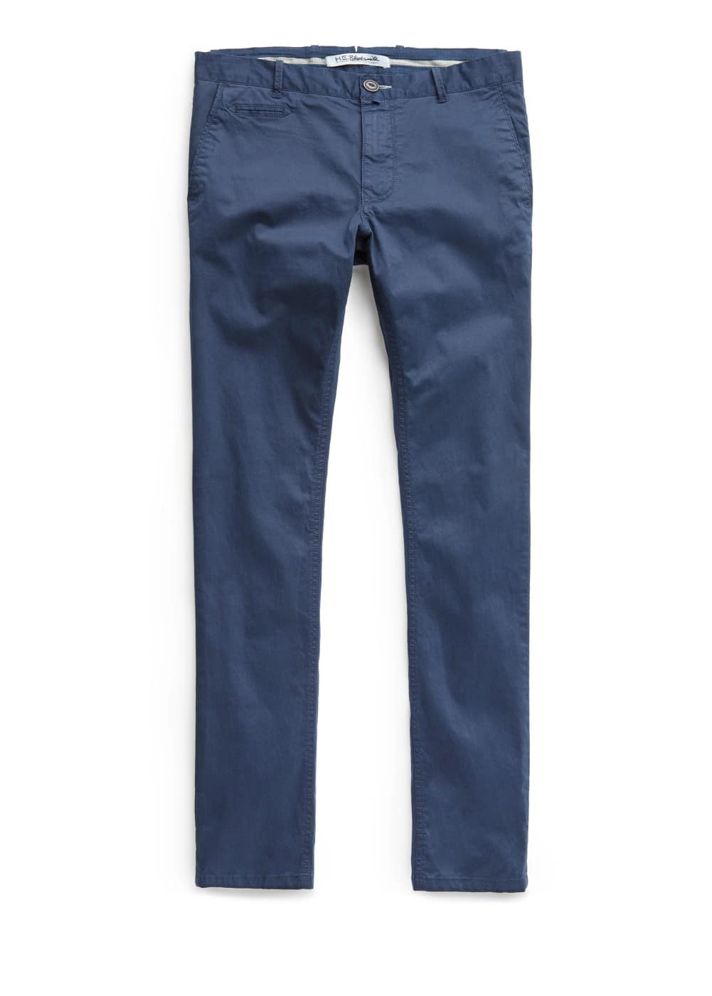 Slim-fit cotton chinos | MANGO