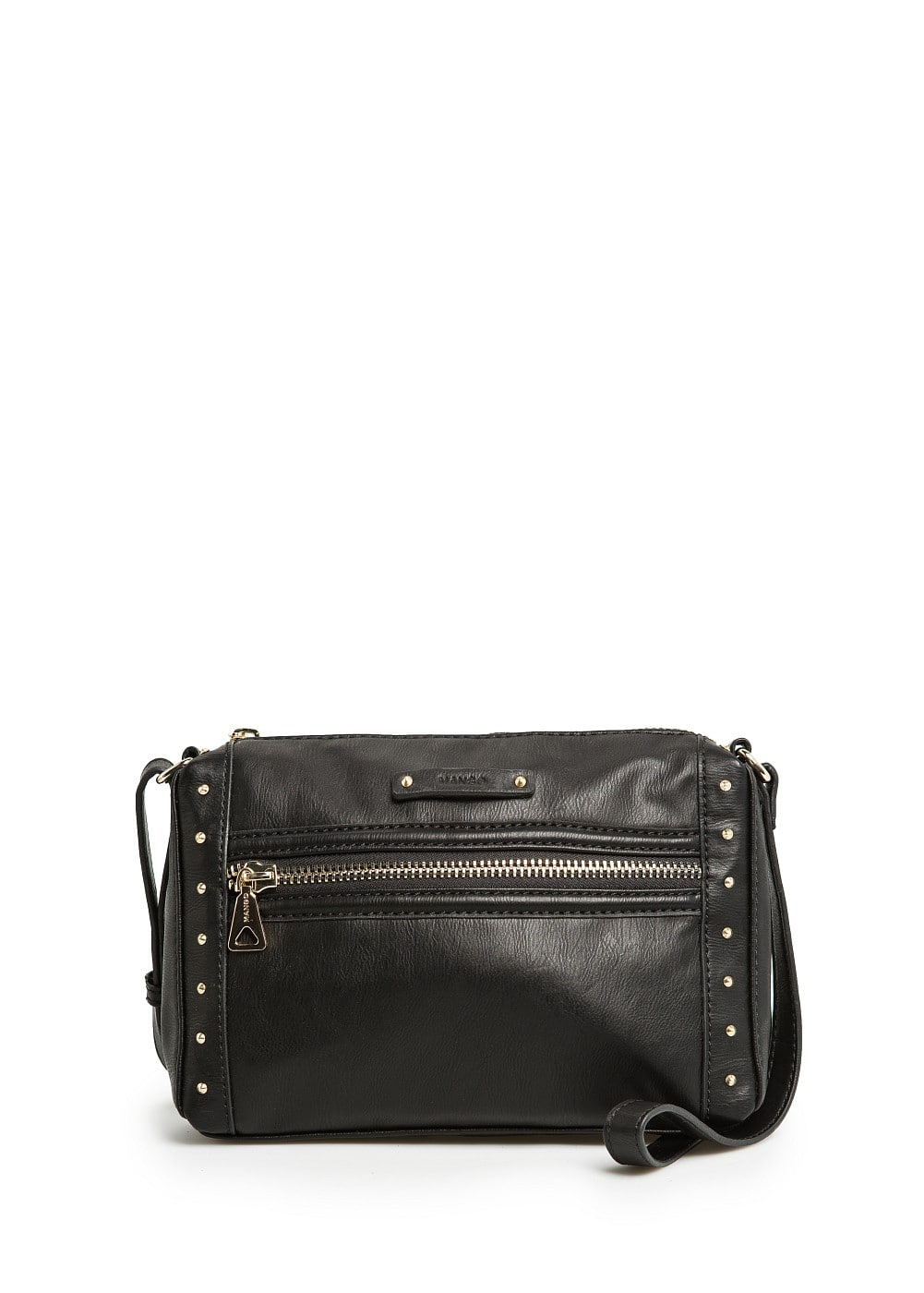 Studded shoulder bag | MANGO