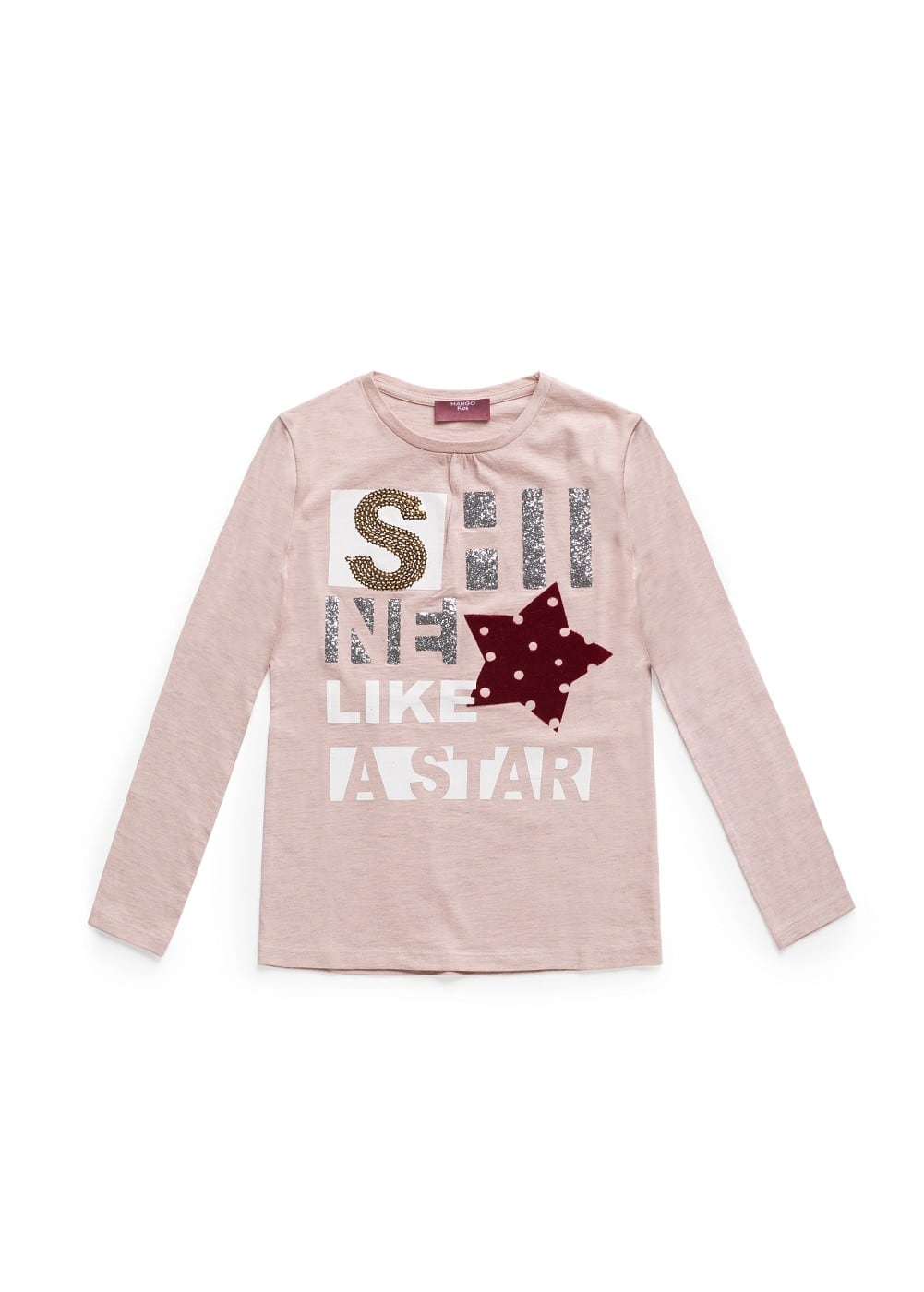 "Camiseta ""shine"" 