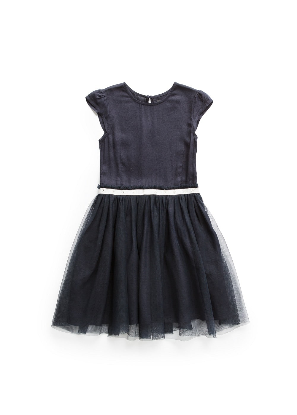 Tulle skirt dress | MANGO KIDS