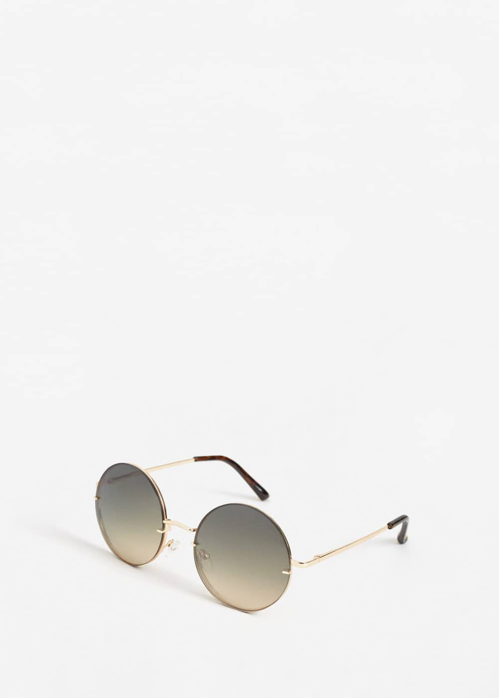 Rounded sunglasses | MANGO