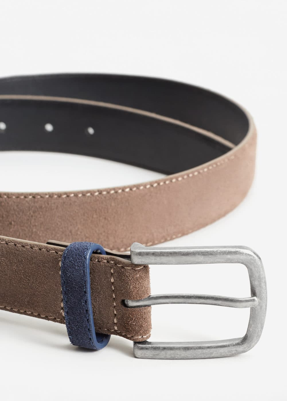 Suede belt | MNG