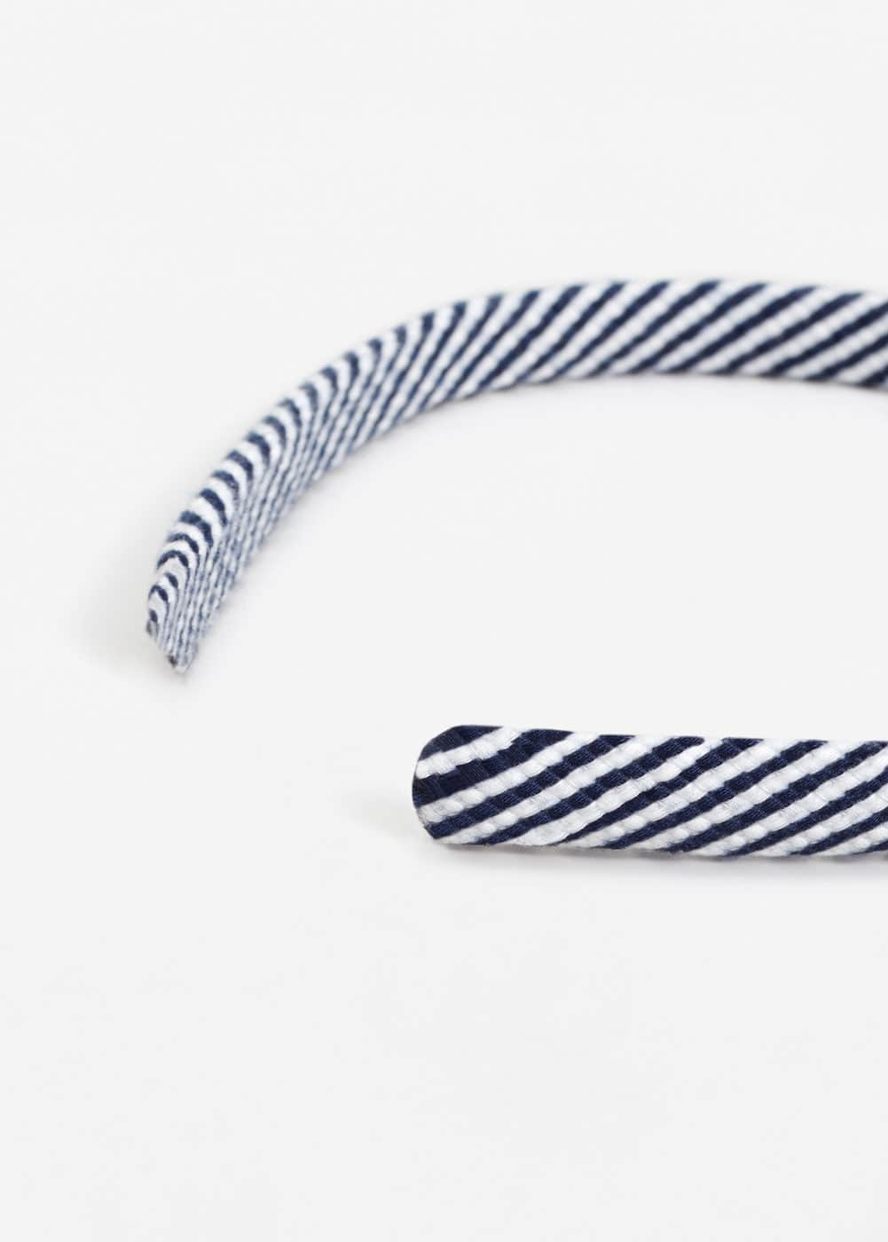 Printed headband | MANGO