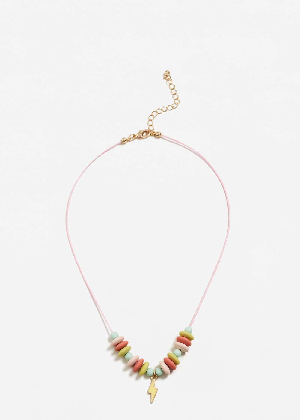 Bead necklace | MANGO KIDS