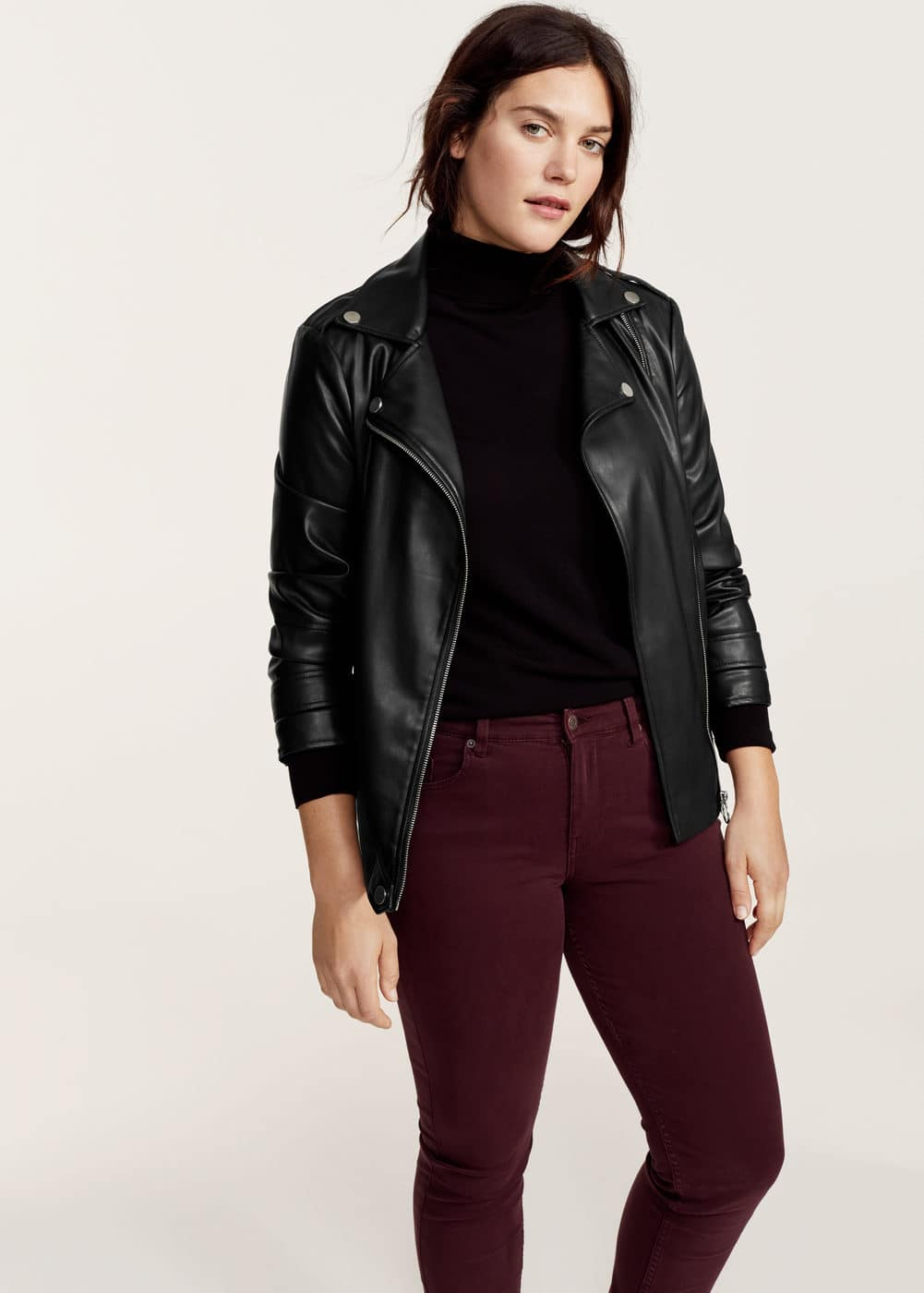 Slim-fit julia jeans | MANGO