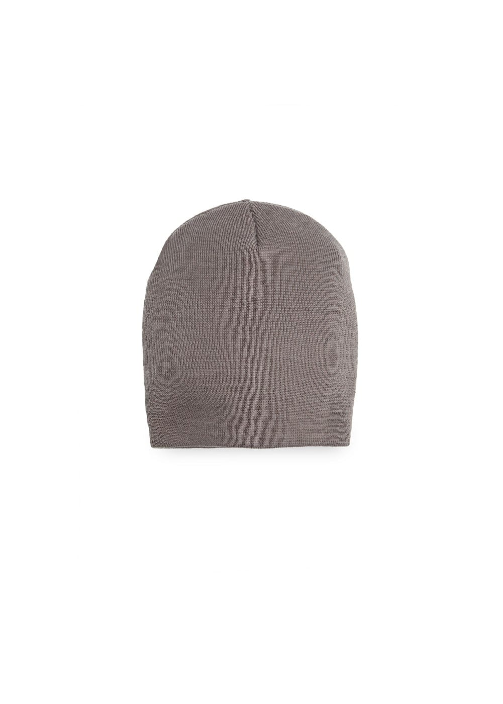 Essential knit beanie | MANGO MAN
