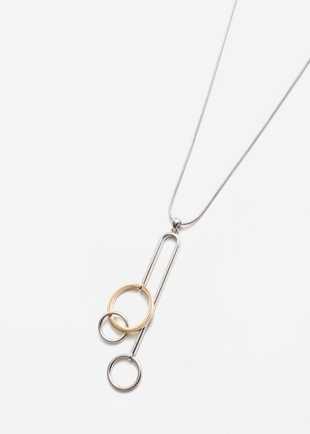 Pendant chain necklace | MNG