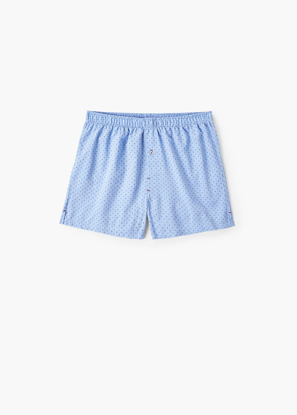 Dots cotton boxer | MANGO