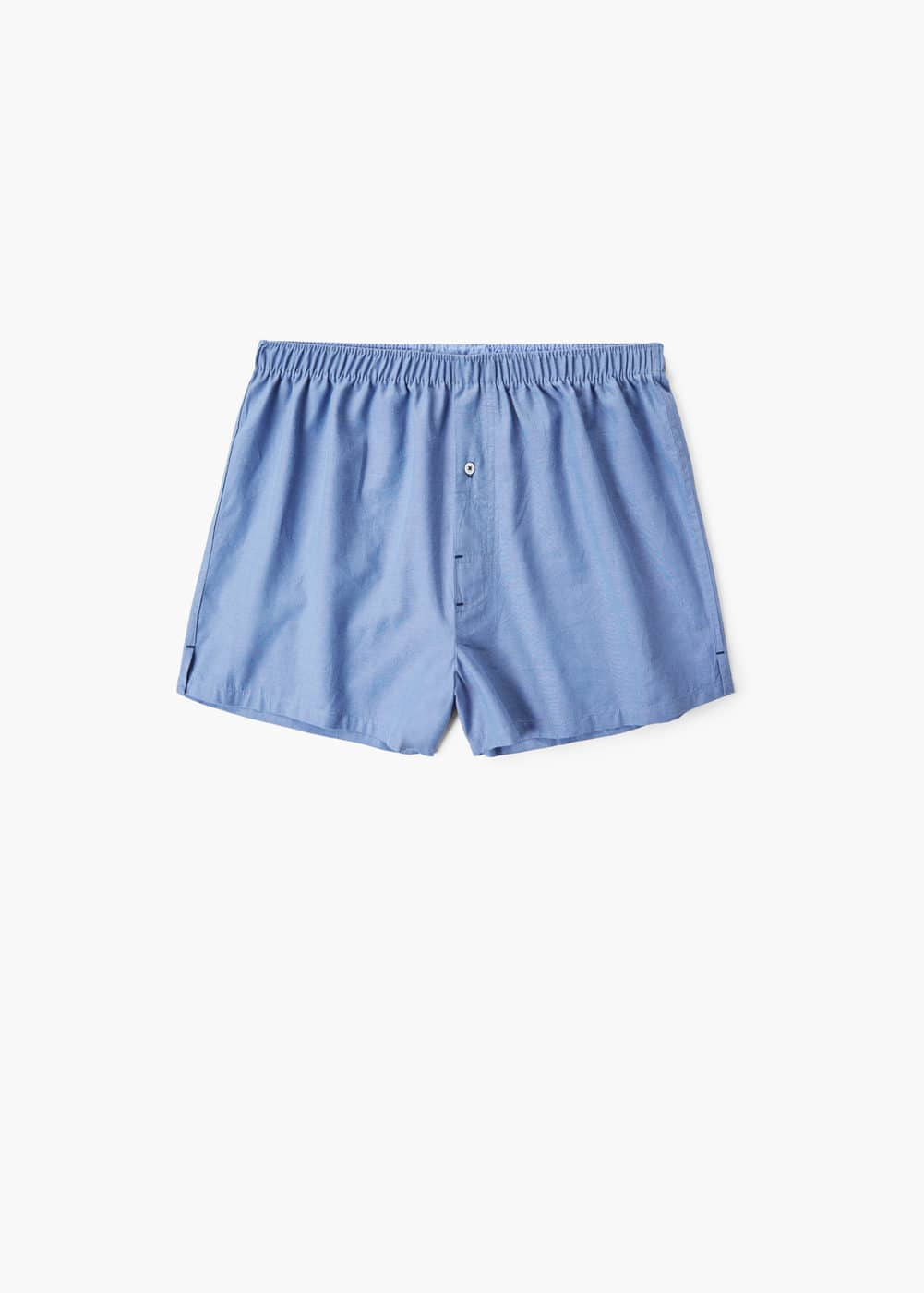 Cotton boxer shorts | MANGO