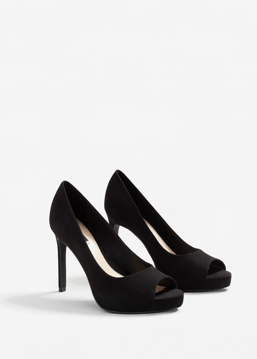 Peep-toe pumps | MANGO