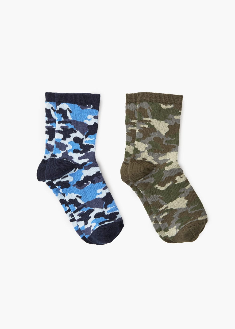 Pack 2 calcetines camuflaje | MNG