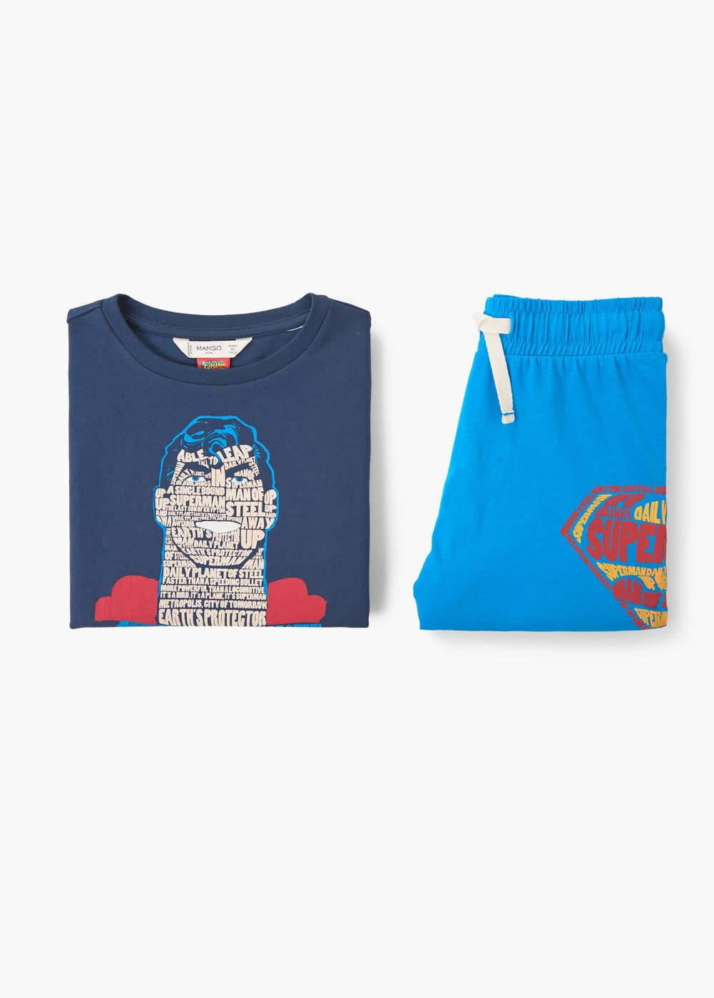 Pijama curt superman | MANGO KIDS
