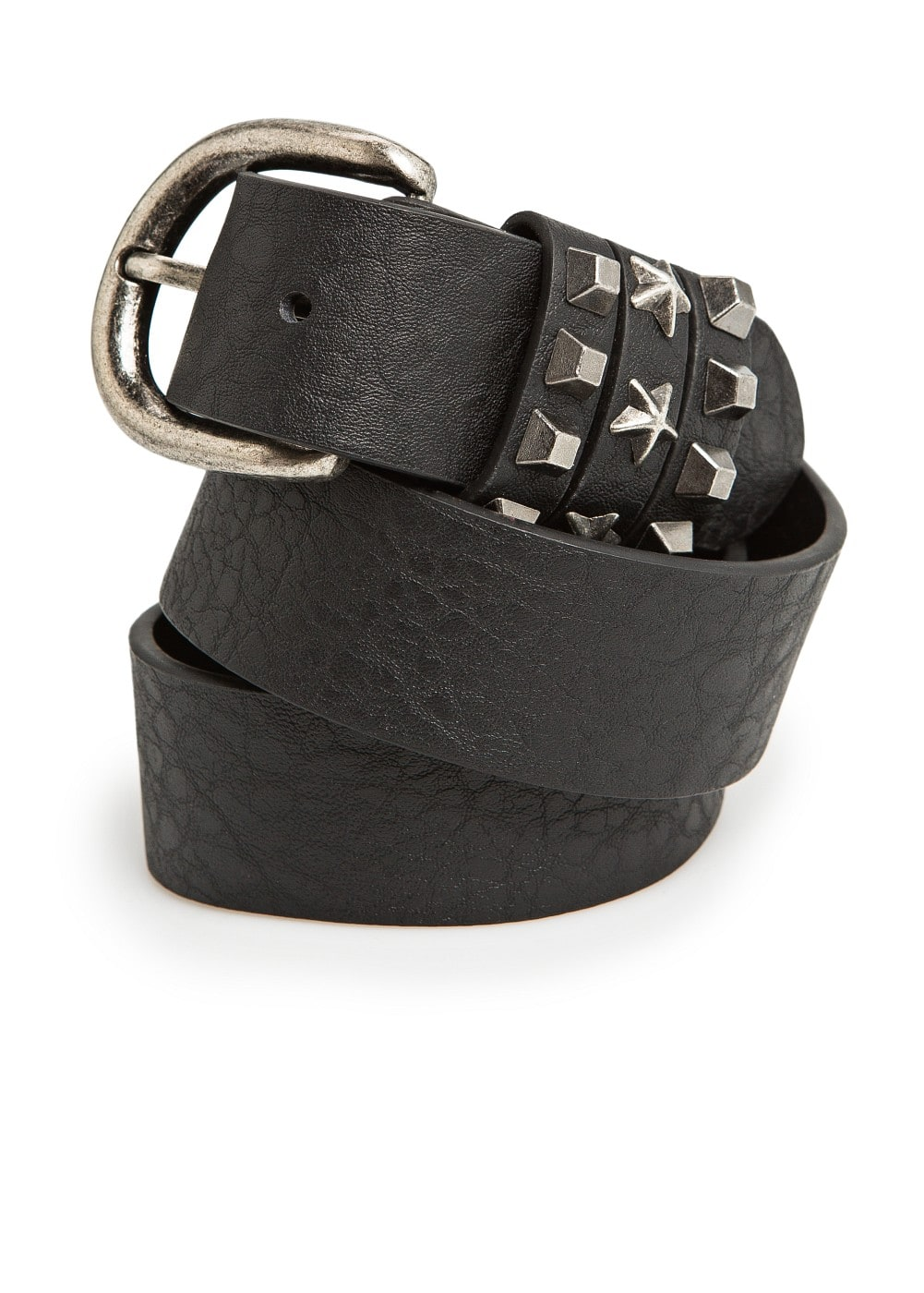Stars triple keeper belt | MANGO