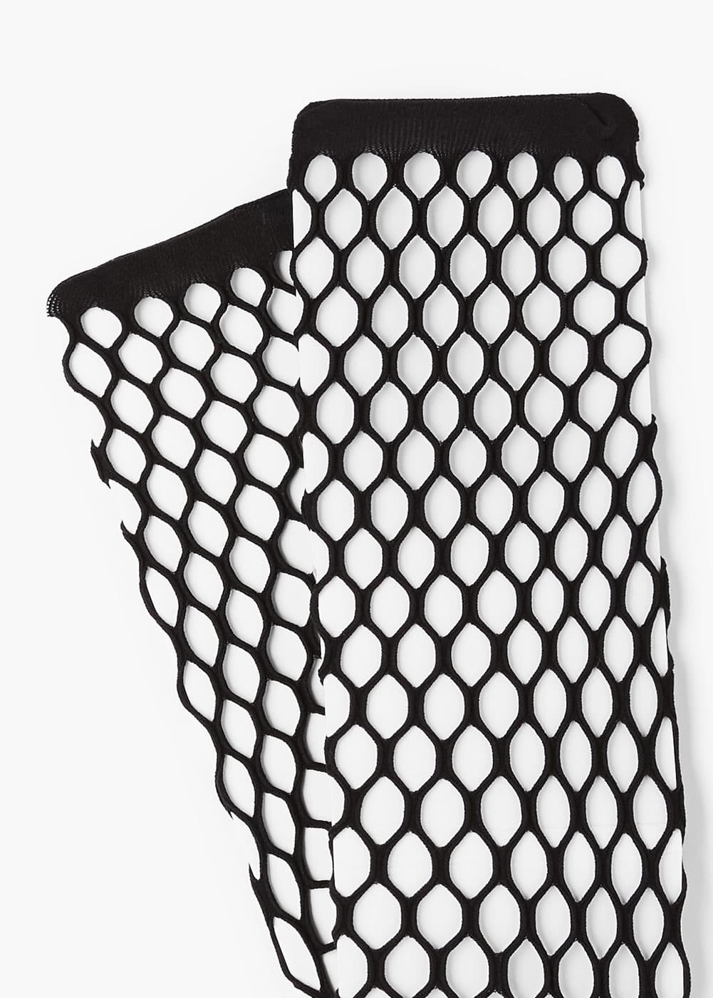 Fishnet  tights | MANGO