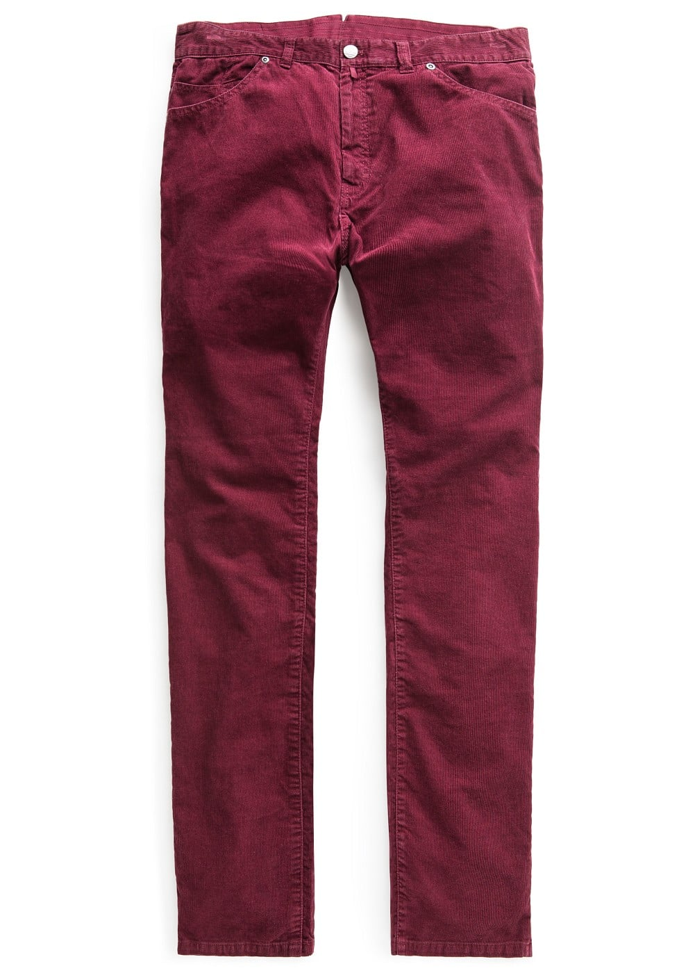 Slim-fit 5 pocket corduroy trousers | MANGO