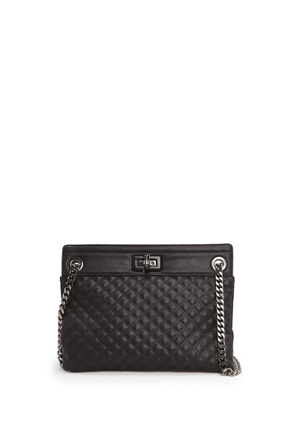 Chain quilted bag | MANGO