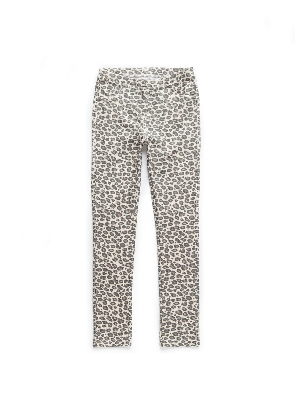 Leggings estampado leopardo | MANGO KIDS