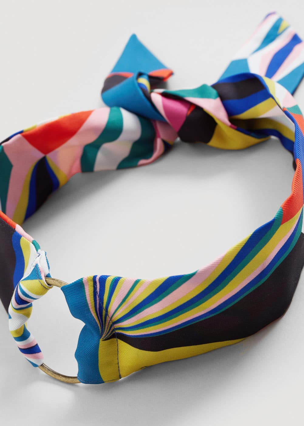 Multifunction ribbon | MANGO