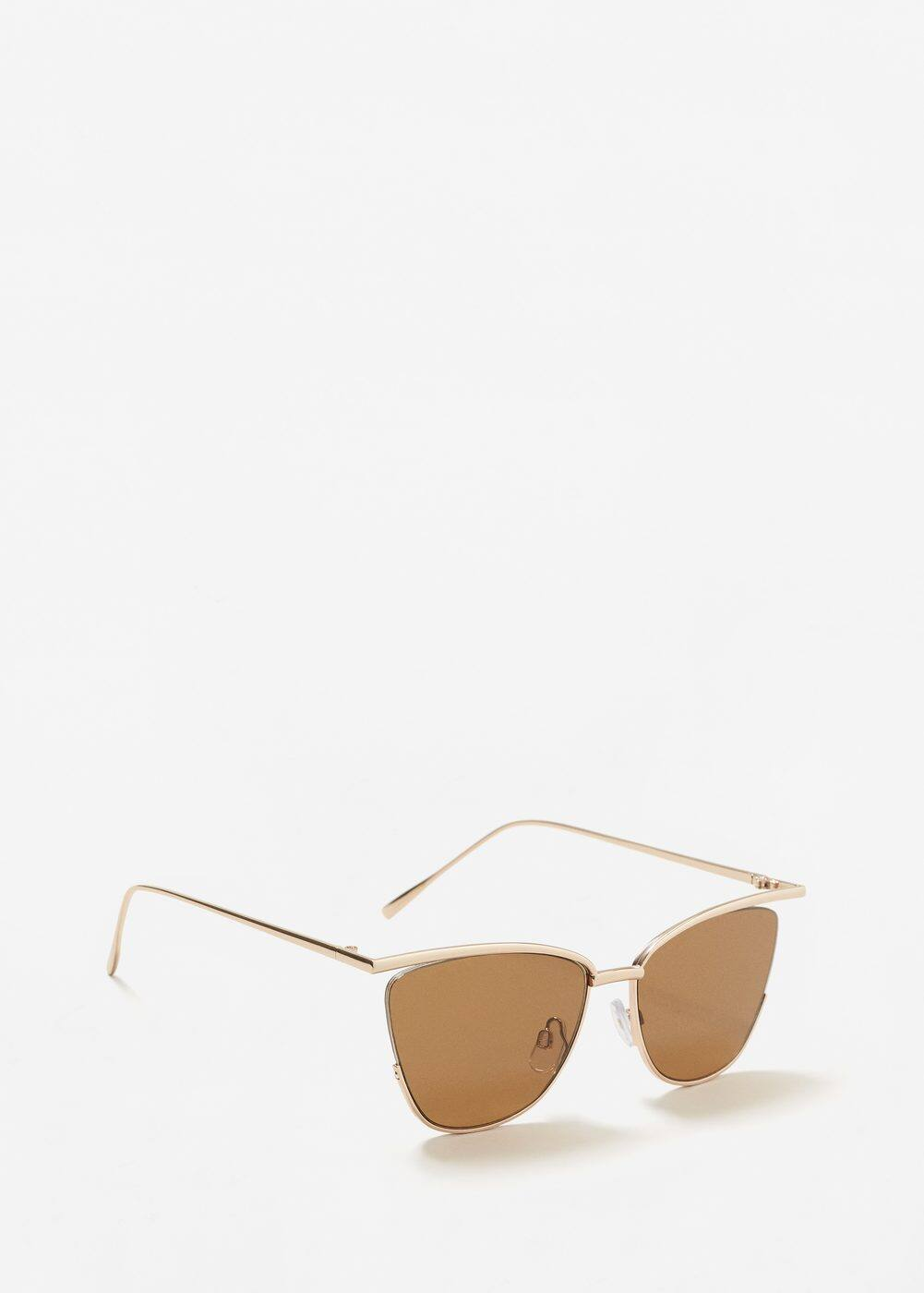 Metal sunglasses | MANGO