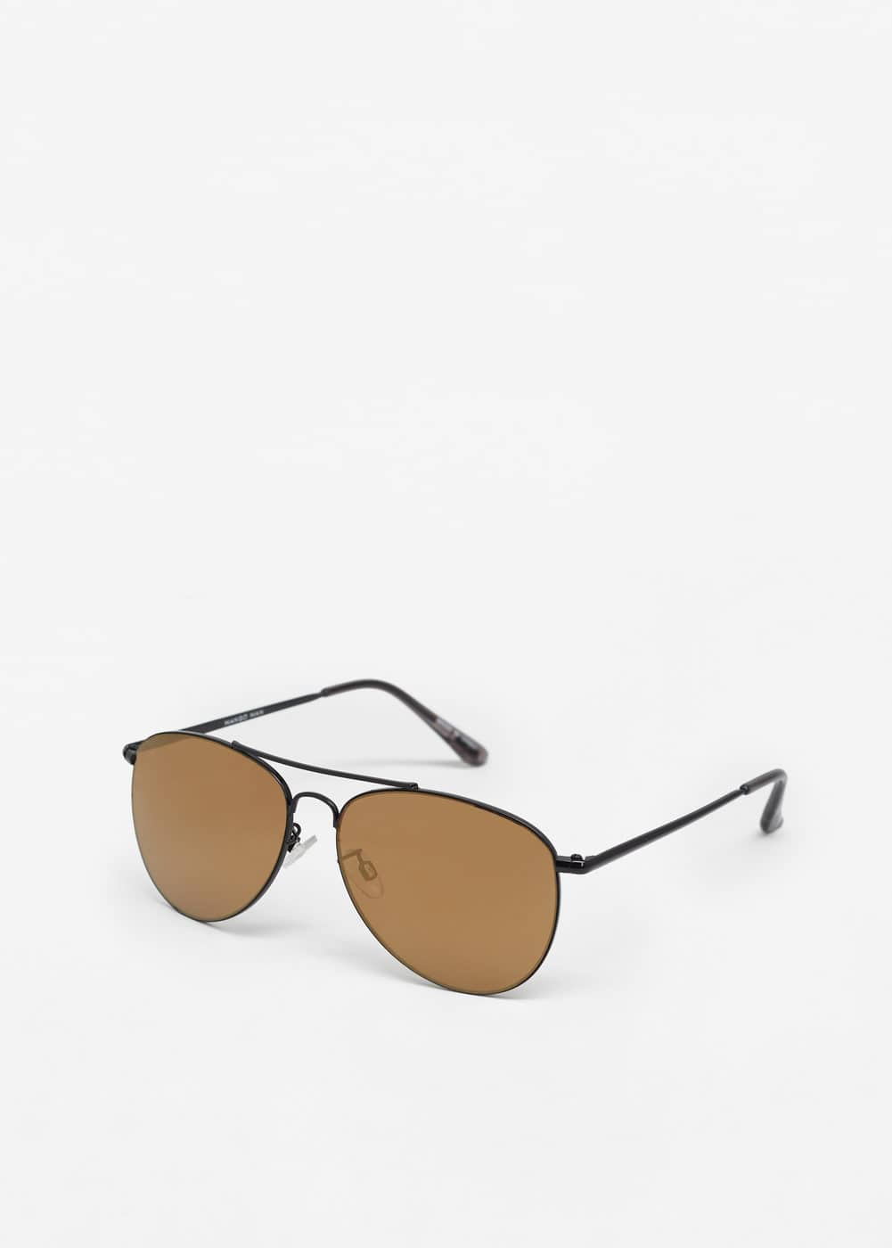 Aviator sunglasses | MANGO MAN