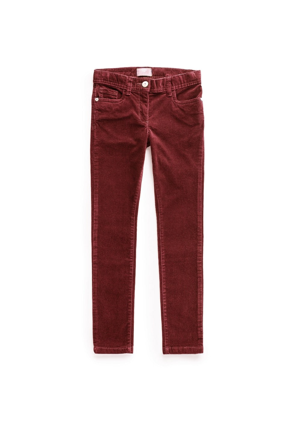 Slim corduroy trousers | MANGO KIDS
