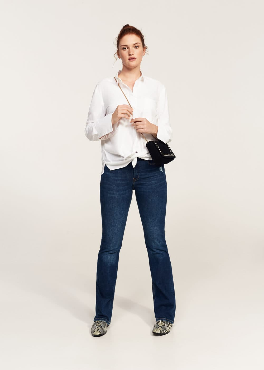 Jeans bootcut martha | MNG