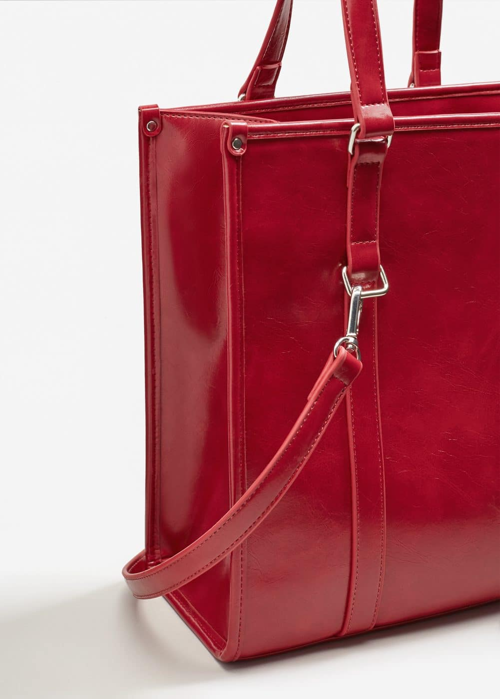 Bolso shopper | MANGO