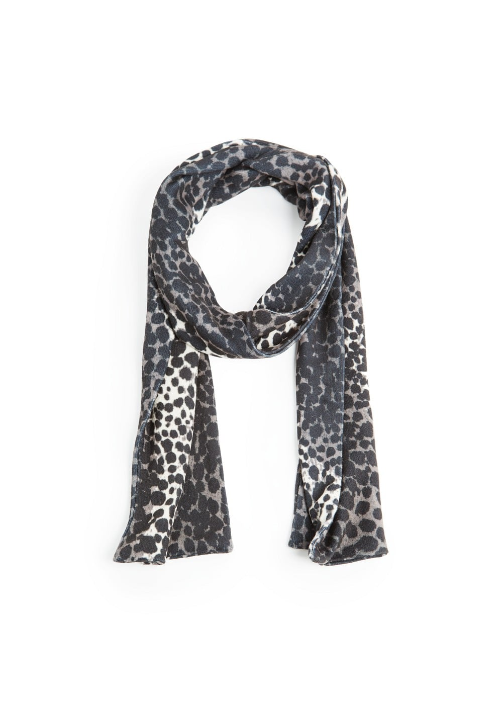 Animal print muffler | MANGO KIDS