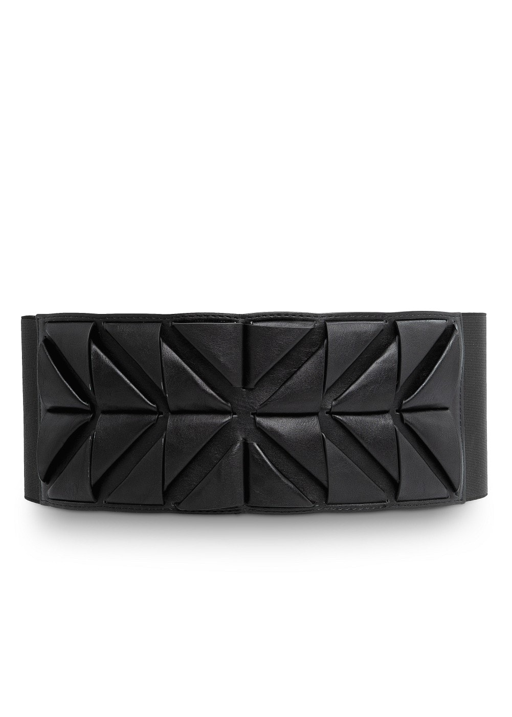 Origami stretch waist belt | MANGO