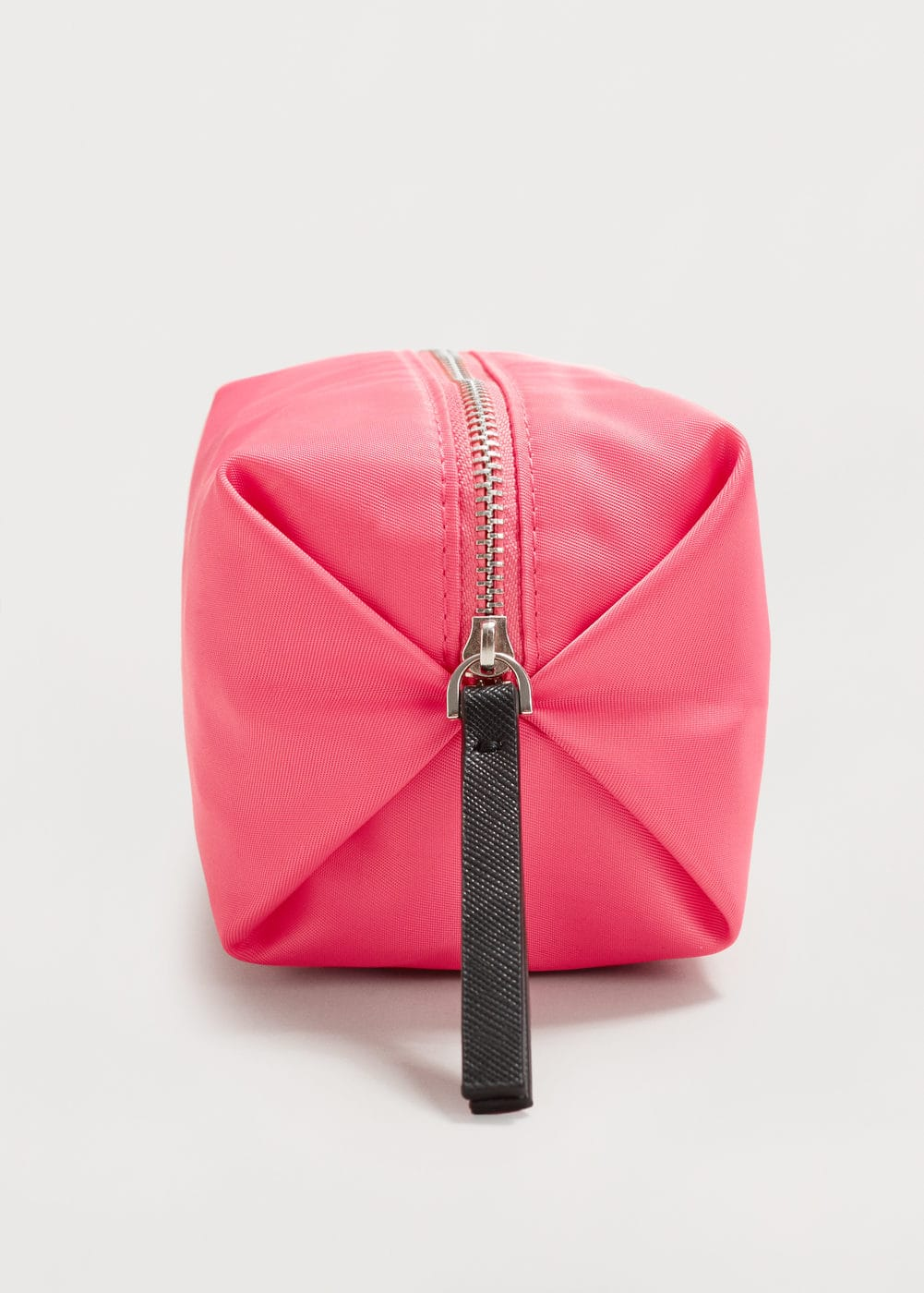 Logo cosmetic bag | MANGO