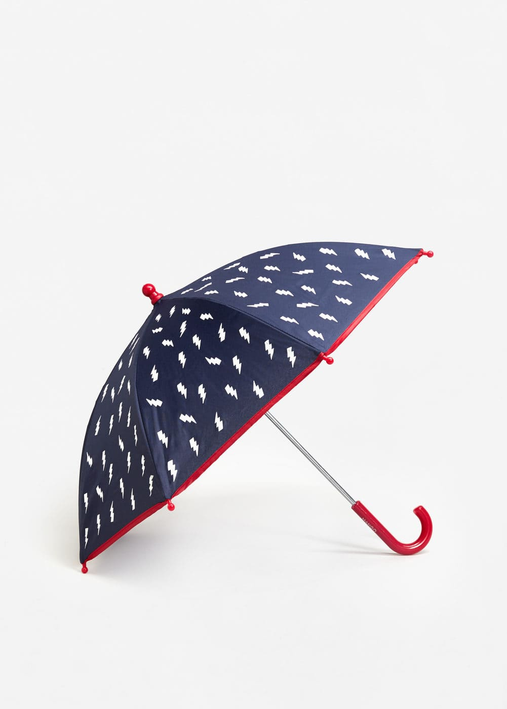 Lightning printed umbrella | MANGO
