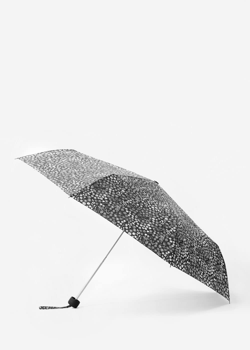 Flower print umbrella | MANGO