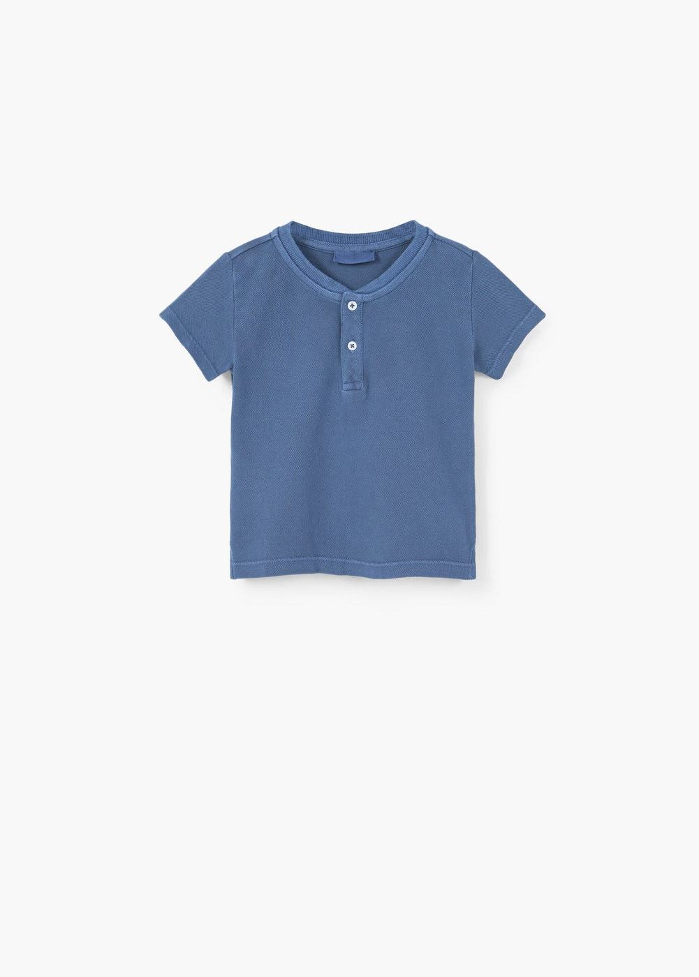 Polo cuello mao | MANGO KIDS