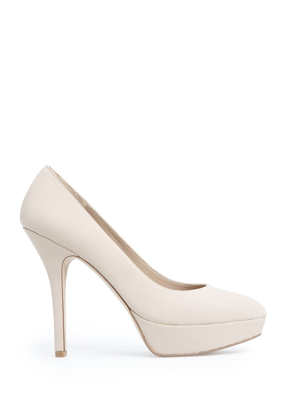 Platform stiletto shoes | MANGO