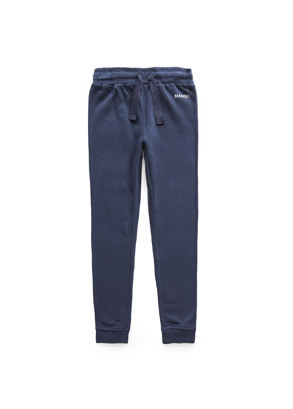 Plush cotton trousers | MANGO