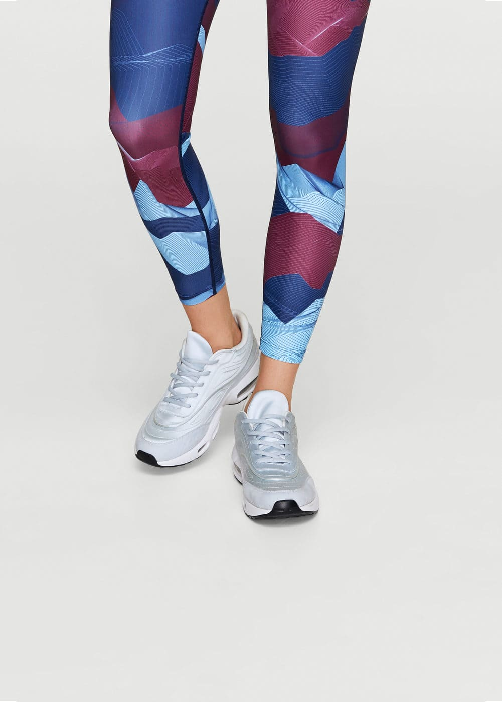 Leggings efecto reductor | MANGO
