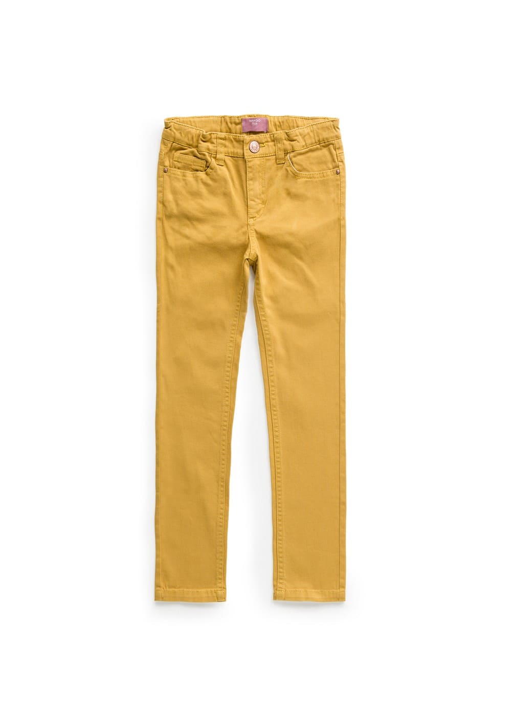 Skinny denim trousers | MANGO KIDS