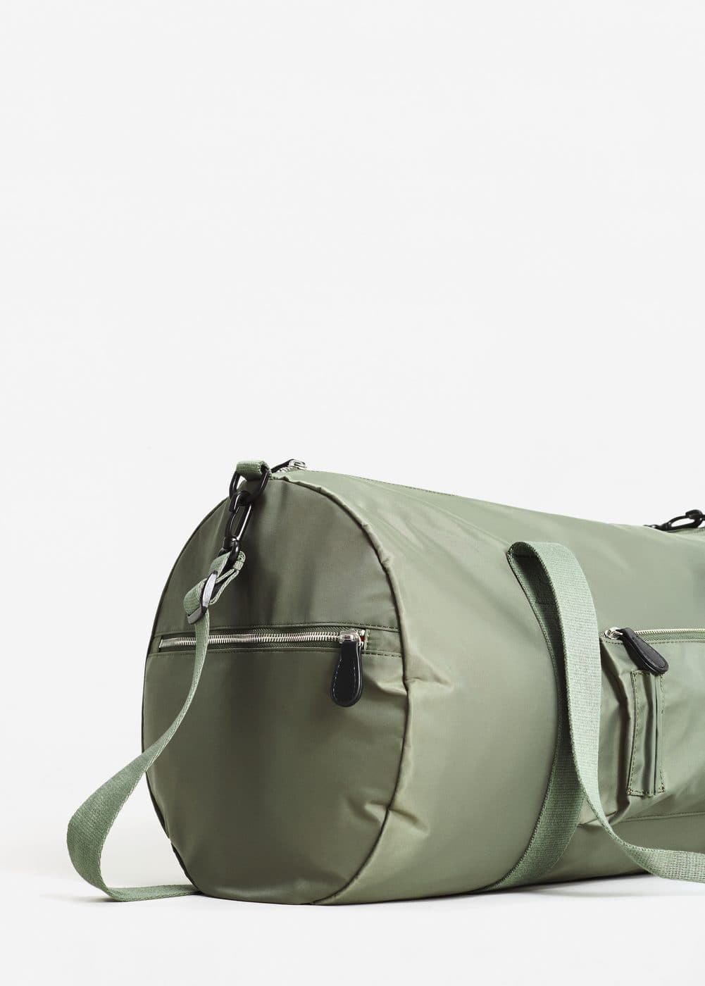 Detachable strap weekend bag | MANGO MAN